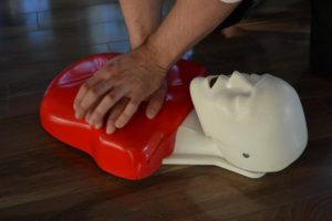 BLS and CPR Training