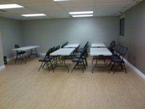 PALS BLS Training Classroom